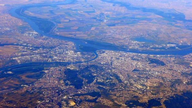 Skydiving in Belgrade