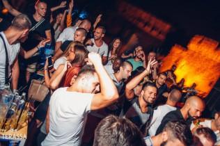 belgrade clubbing stag party