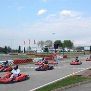 Go-karting Belgrade