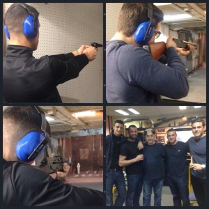 Belgrade Shooting Range